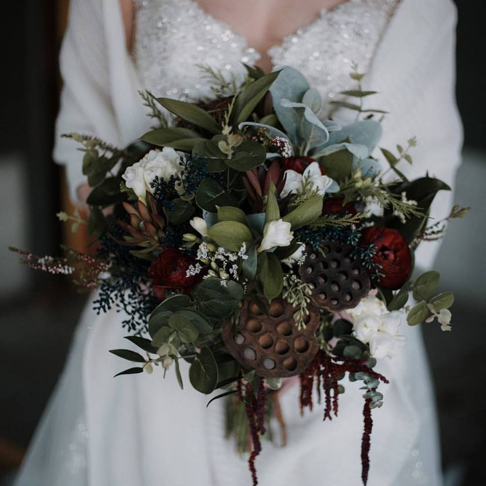 Winter Bouquets